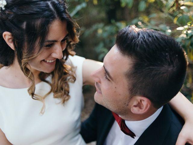 La boda de Judit y Joel