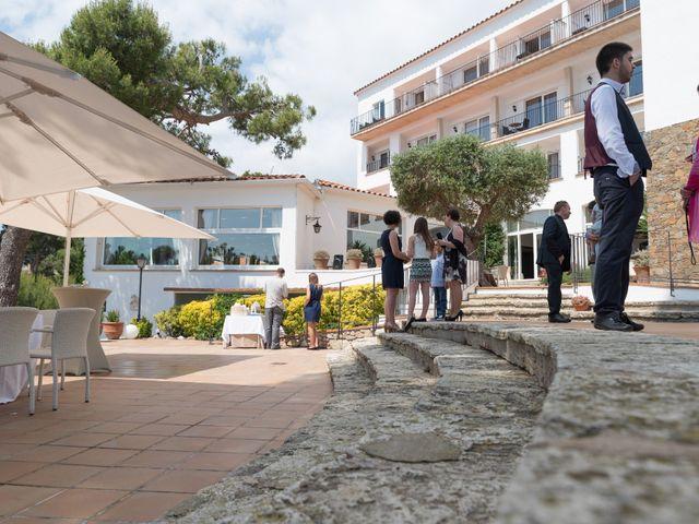 La boda de Jonatan y Priscila en Platja D'aro, Girona 2