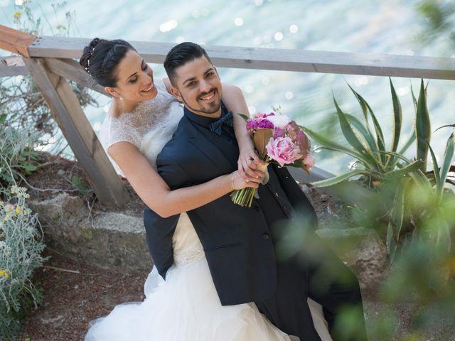 La boda de Jonatan y Priscila en Platja D'aro, Girona 8