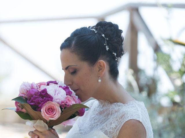 La boda de Jonatan y Priscila en Platja D'aro, Girona 9