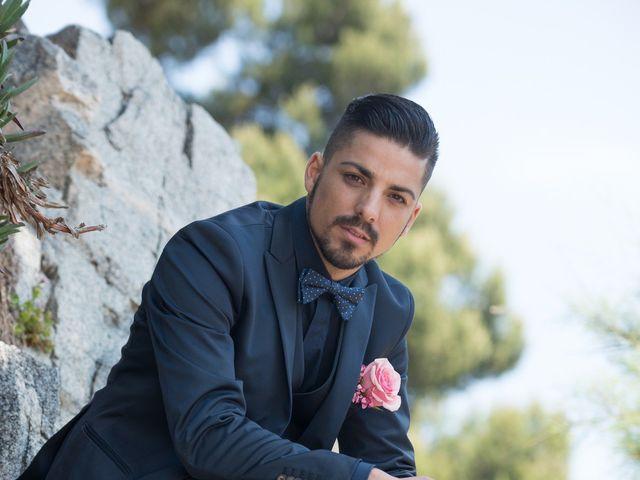 La boda de Jonatan y Priscila en Platja D'aro, Girona 10
