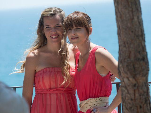 La boda de Jonatan y Priscila en Platja D'aro, Girona 12