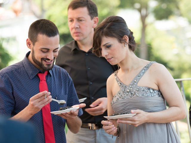 La boda de Jonatan y Priscila en Platja D'aro, Girona 13