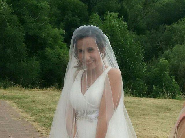 La boda de Eva y Daniel en Brañosera, Palencia 11