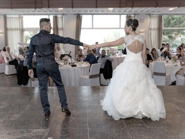 La boda de Jonatan y Priscila en Platja D'aro, Girona 20
