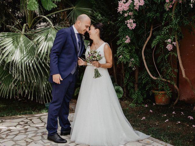 La boda de Jose y Celia en San Juan De Alicante, Alicante 61