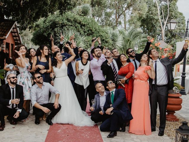 La boda de Jose y Celia en San Juan De Alicante, Alicante 70