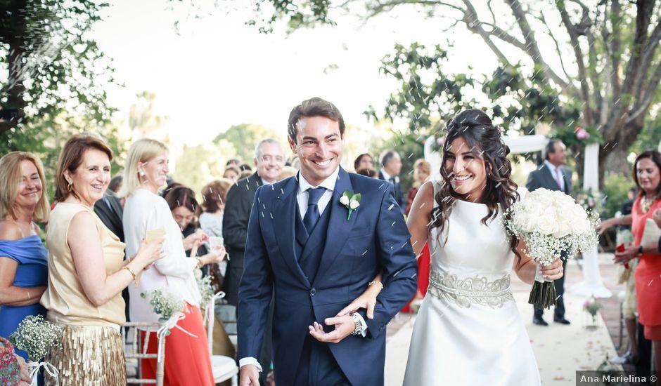 La boda de Jose y Tati en Málaga, Málaga