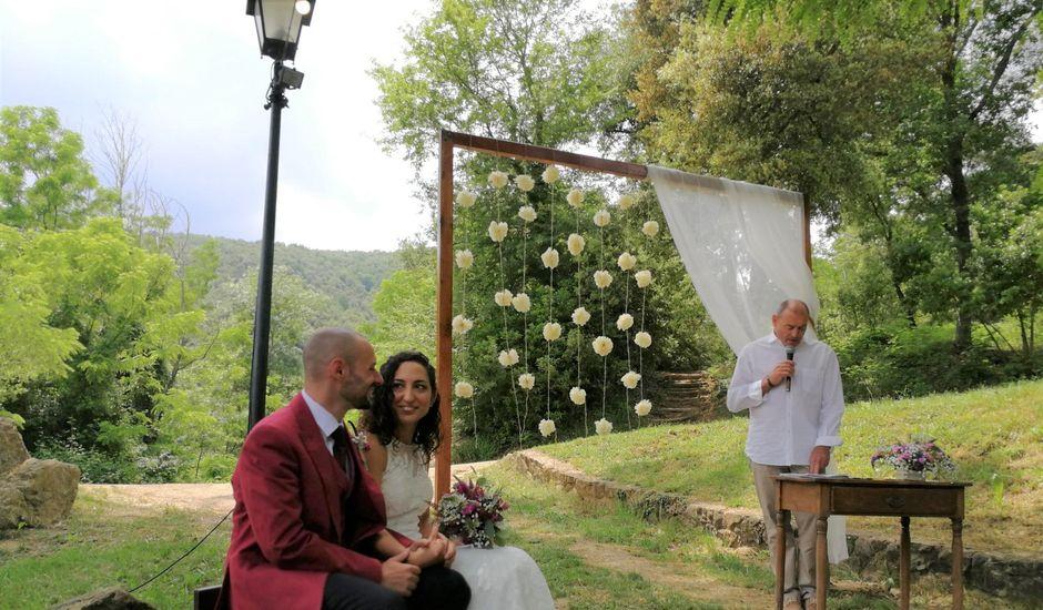 La boda de Jordi y Ana en Pujarnol, Girona