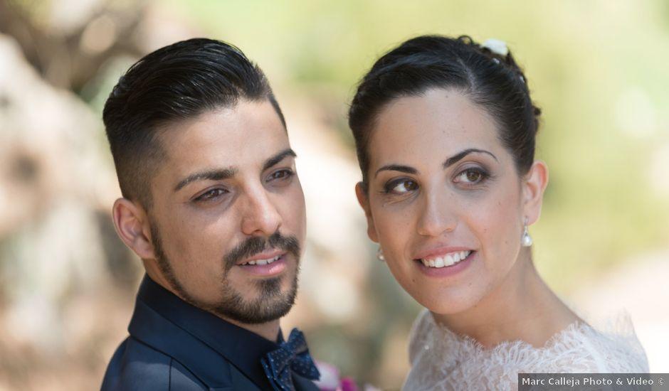 La boda de Jonatan y Priscila en Platja D'aro, Girona