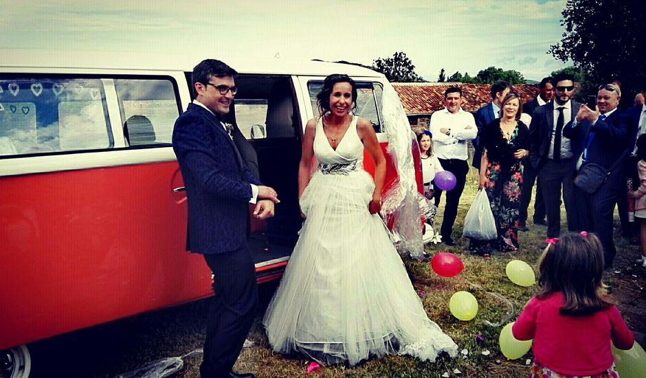 La boda de Eva y Daniel en Brañosera, Palencia