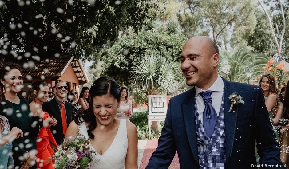 La boda de Jose y Celia en San Juan De Alicante, Alicante