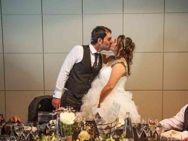 La boda de Jordi y Iona