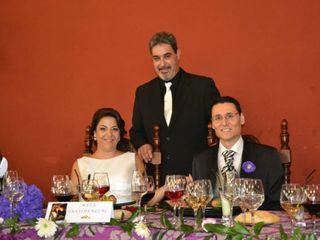 La boda de loli  y Juanfra