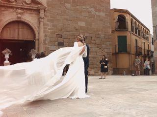 La boda de Patricia y Adrià 2