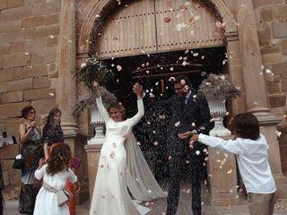 La boda de Patricia y Adrià