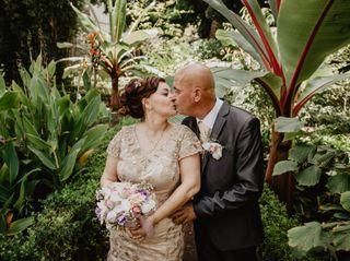 La boda de Ani y Raúl