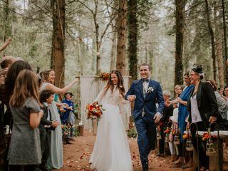 La boda de Joyce y Juan Sebastian