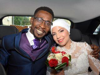 La boda de Ismael y Daniela