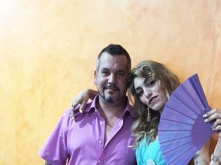 La boda de Omara y Roberto 1