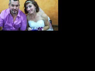 La boda de Omara y Roberto