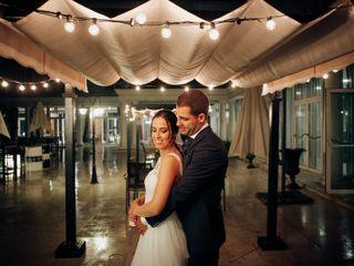 La boda de Amanda  y David