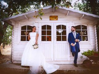 La boda de Claudia y Jesús