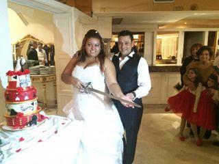 La boda de Fiorella y Jordi