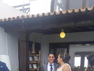 La boda de Lorena y Cristo 1