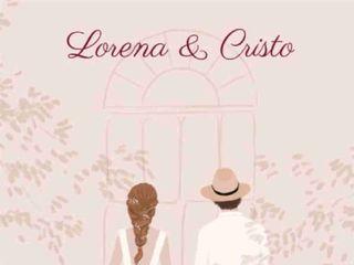 La boda de Lorena y Cristo 2