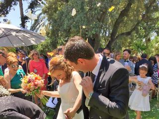 La boda de Encarni y Pablo