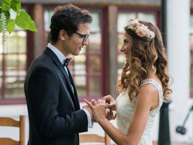 La boda de Irene y Juan