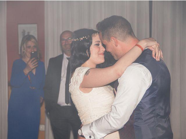 La boda de Raúl  y Nayara en Mérida, Badajoz 2