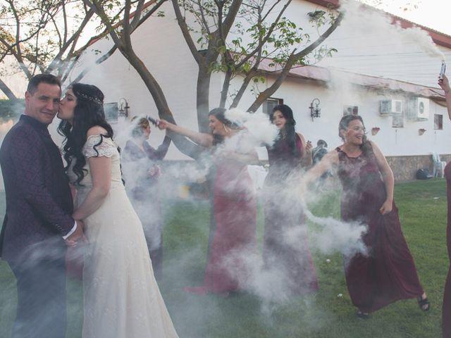 La boda de Raúl  y Nayara en Mérida, Badajoz 8