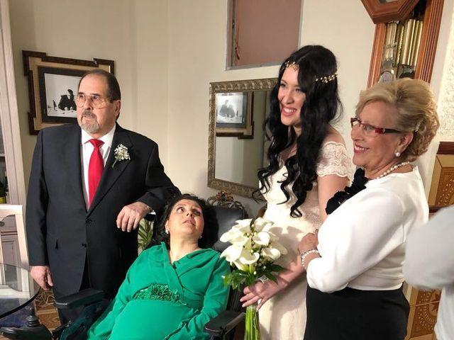 La boda de Raúl  y Nayara en Mérida, Badajoz 12