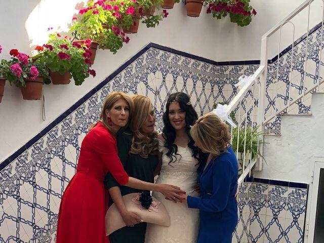La boda de Raúl  y Nayara en Mérida, Badajoz 14