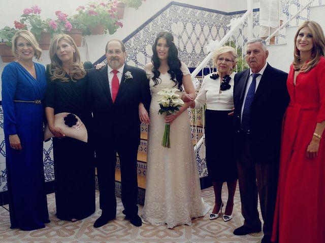 La boda de Raúl  y Nayara en Mérida, Badajoz 17