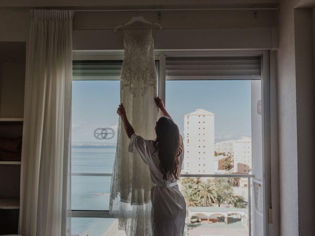 La boda de Jeffrey y Lina en La Manga Del Mar Menor, Murcia 6