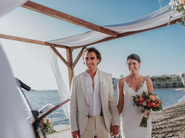 La boda de Jeffrey y Lina en La Manga Del Mar Menor, Murcia 16