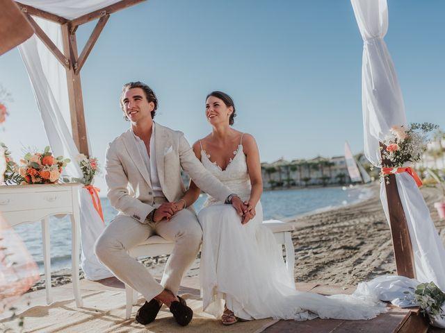 La boda de Jeffrey y Lina en La Manga Del Mar Menor, Murcia 17