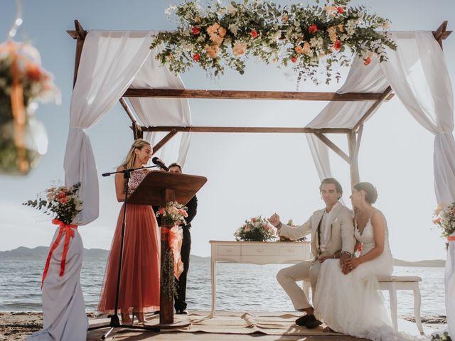 La boda de Jeffrey y Lina en La Manga Del Mar Menor, Murcia 19