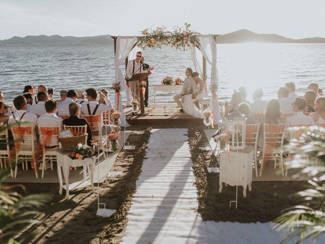 La boda de Jeffrey y Lina en La Manga Del Mar Menor, Murcia 20