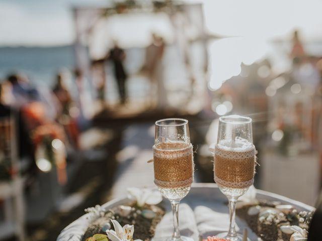 La boda de Jeffrey y Lina en La Manga Del Mar Menor, Murcia 21
