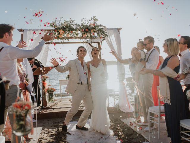 La boda de Lina y Jeffrey