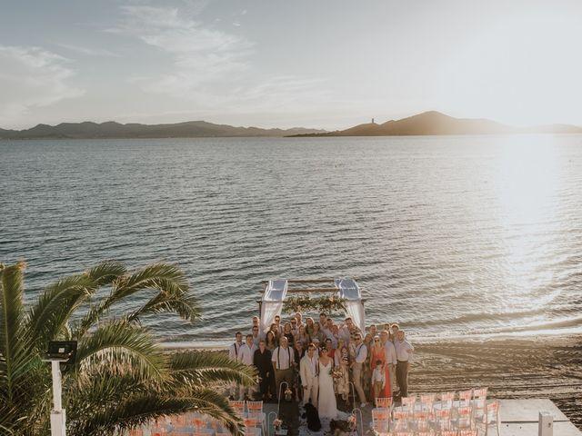 La boda de Jeffrey y Lina en La Manga Del Mar Menor, Murcia 23