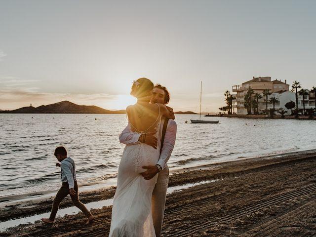 La boda de Jeffrey y Lina en La Manga Del Mar Menor, Murcia 26