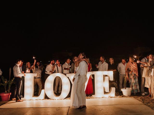 La boda de Jeffrey y Lina en La Manga Del Mar Menor, Murcia 29