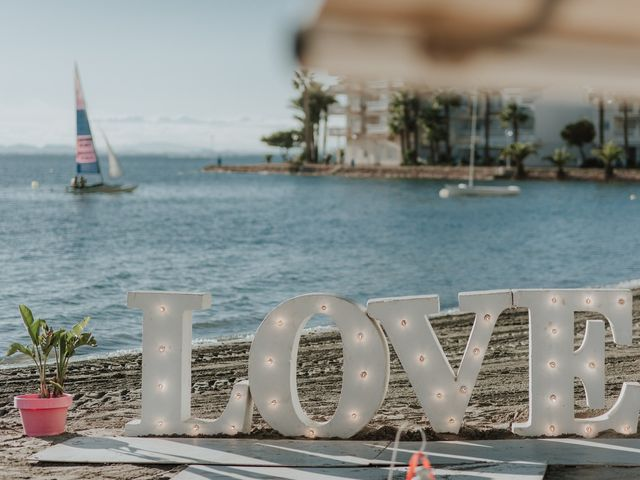 La boda de Jeffrey y Lina en La Manga Del Mar Menor, Murcia 31