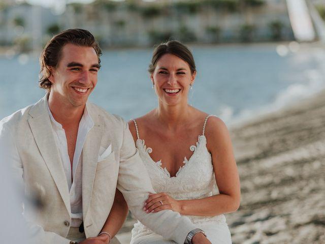 La boda de Jeffrey y Lina en La Manga Del Mar Menor, Murcia 33