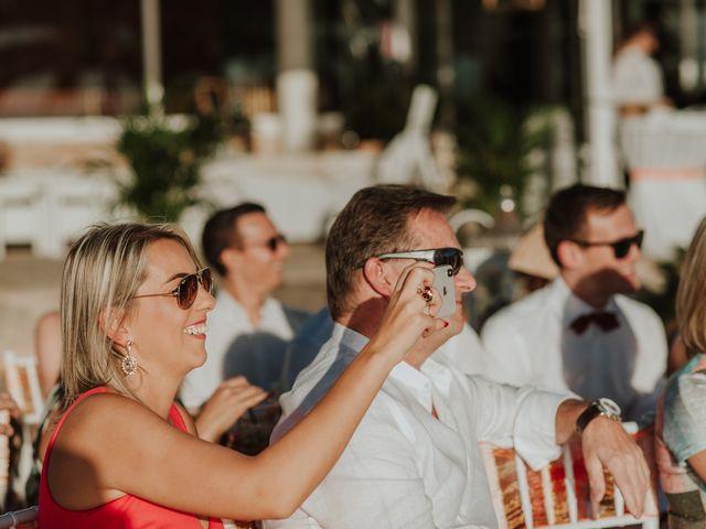 La boda de Jeffrey y Lina en La Manga Del Mar Menor, Murcia 34